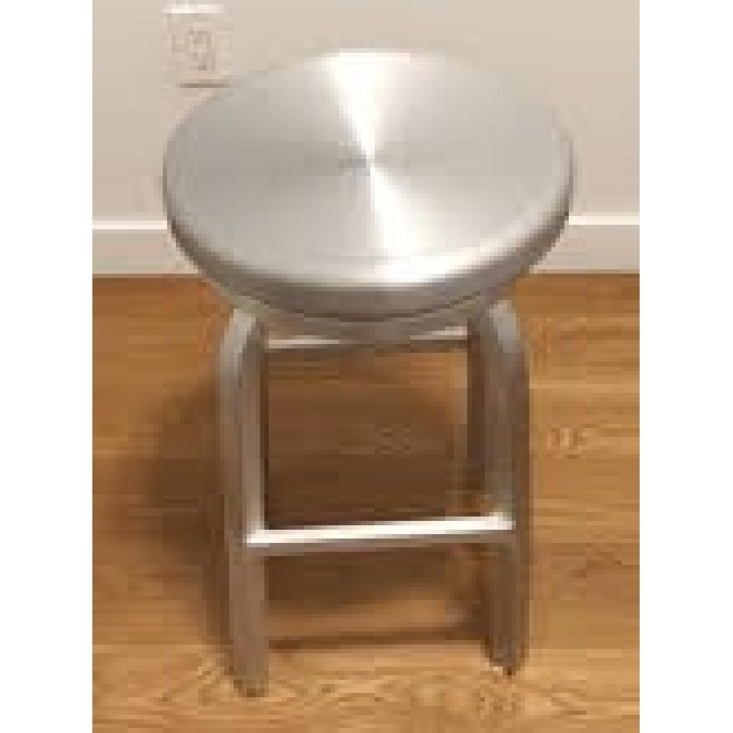 Metal Stools - 2 Available - image-1