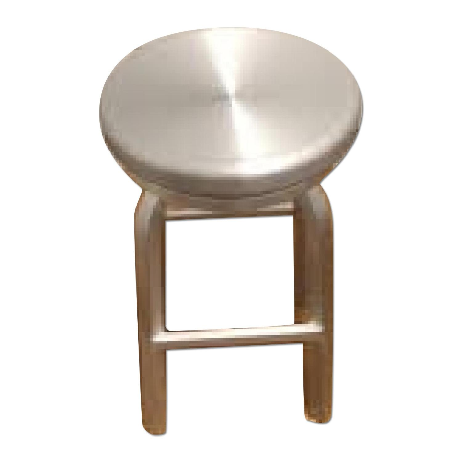 Metal Stools - 2 Available - image-0