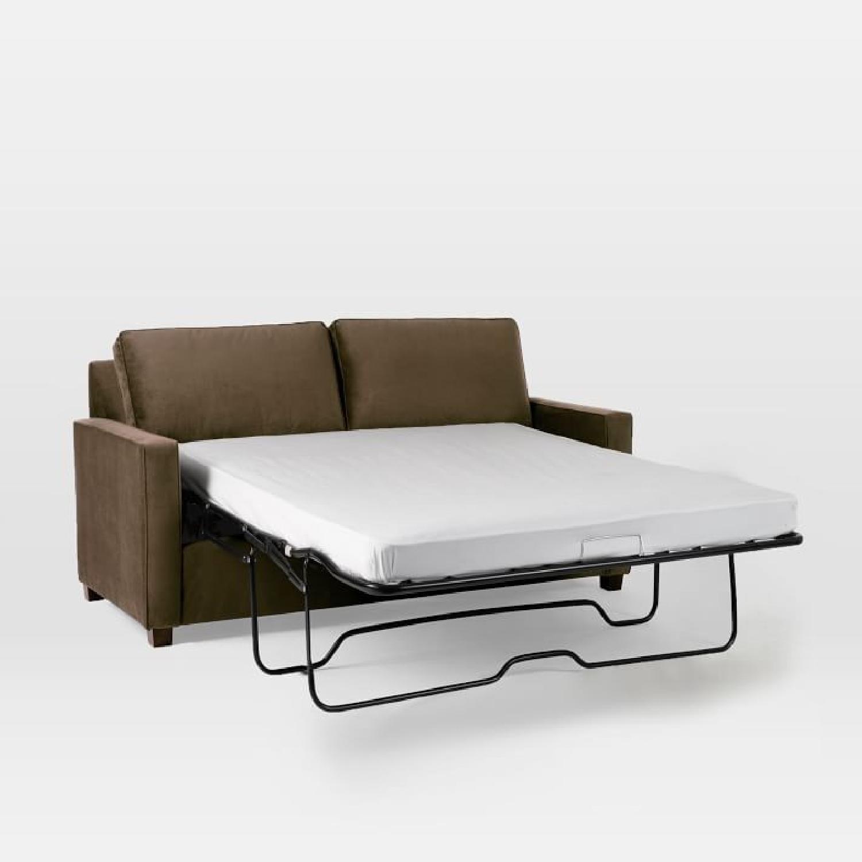 West Elm Henry Sleeper Sofa - image-6