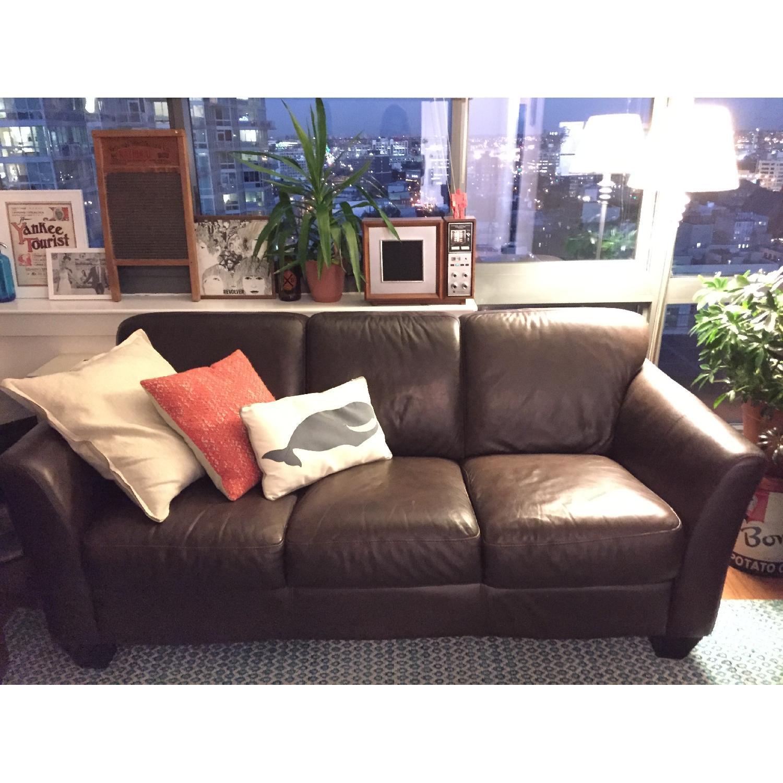 Sofa + 2 Club Chairs - image-5