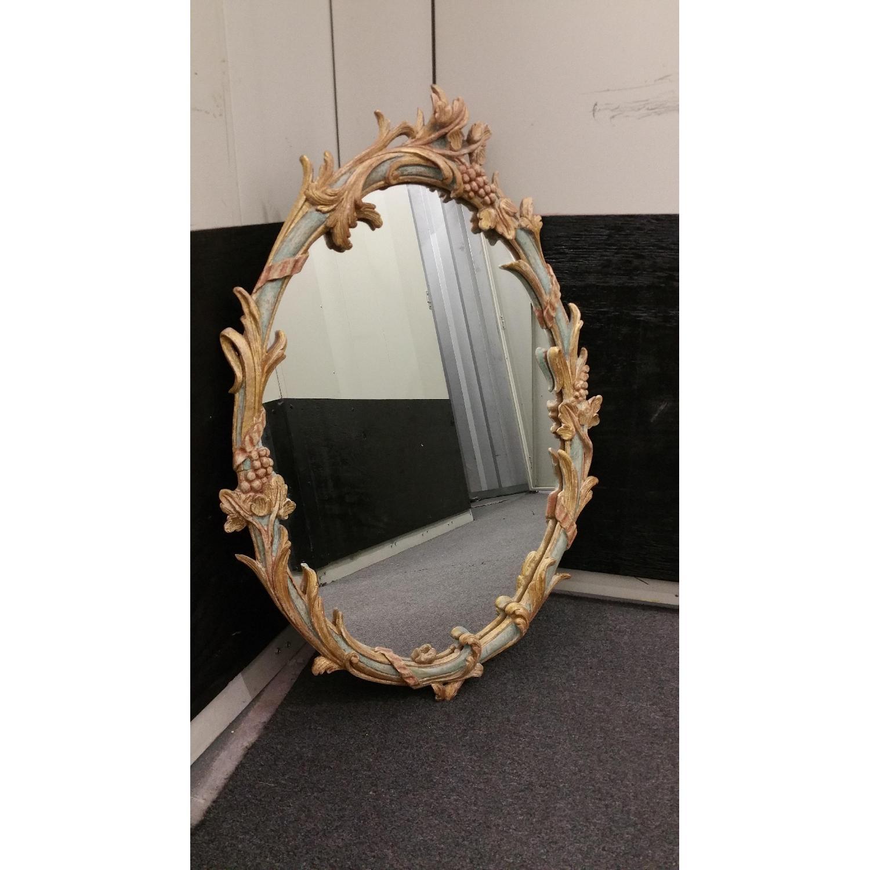 Italian Made Vintage Ornate Mirrors  - Pair - image-2
