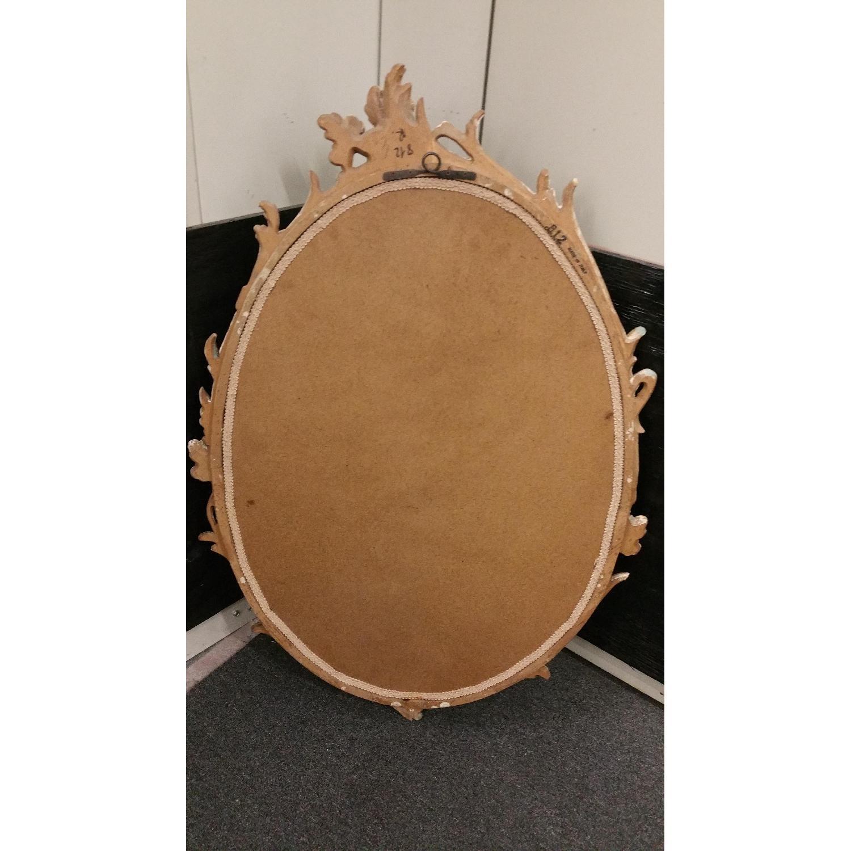 Italian Made Vintage Ornate Mirrors  - Pair - image-6