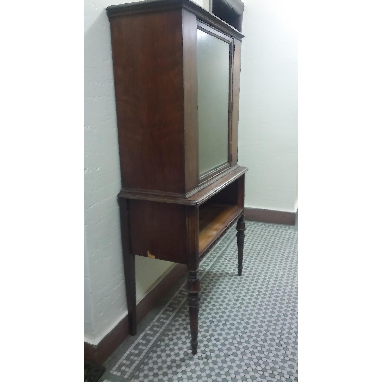 Berkey and Gay Furniture Antique China Cabinet - image-4