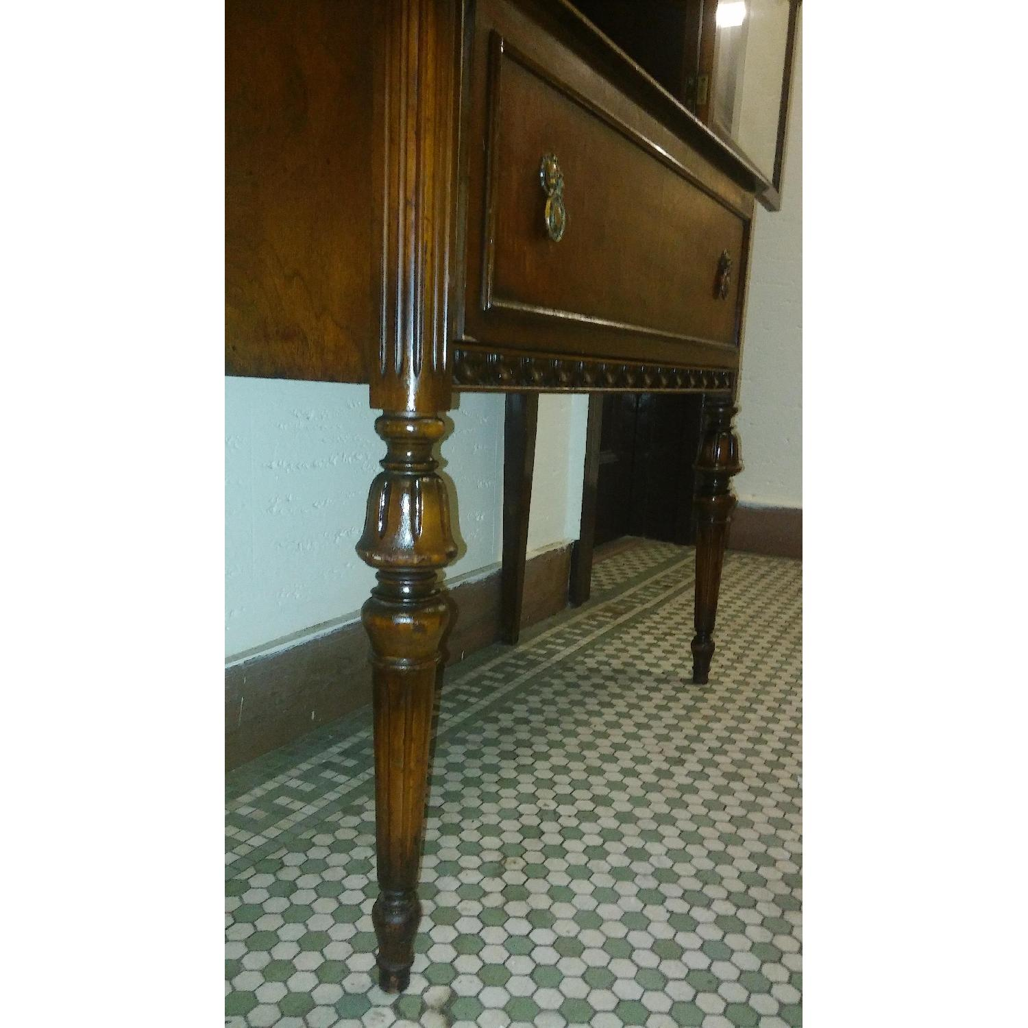 Berkey and Gay Furniture Antique China Cabinet - image-6