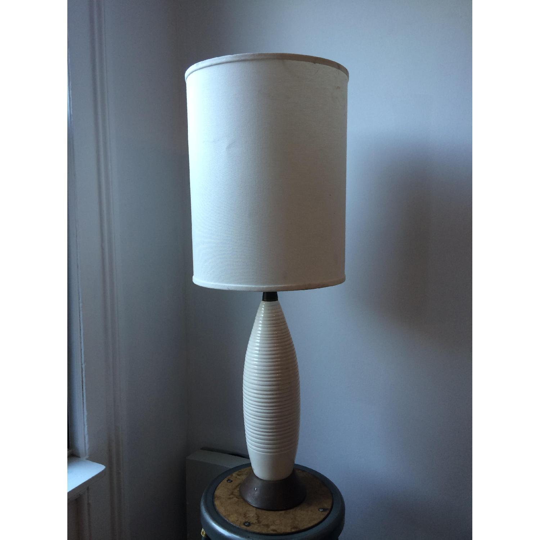 Vintage Mid Century Lamp - image-1