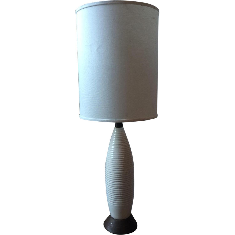 Vintage Mid Century Lamp - image-0