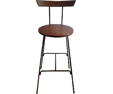 Cherner Konweiser Bar Stool - Pair