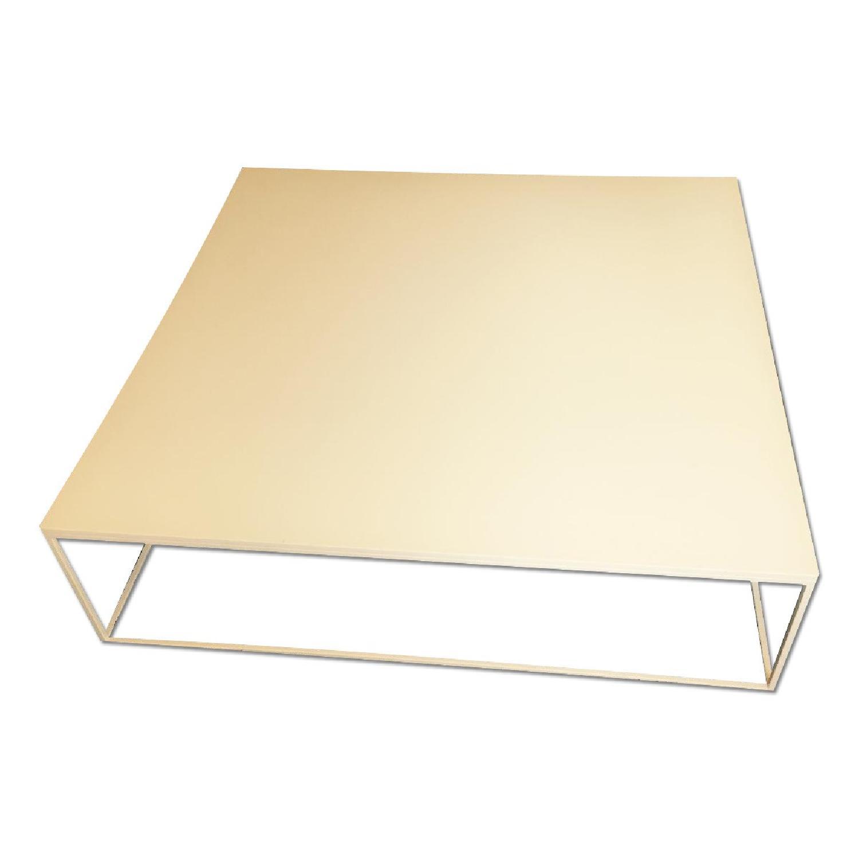 Poliform Edge Coffee Table - image-0