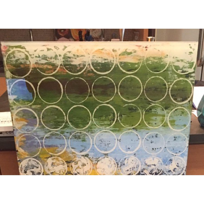 Steele Painting on Plexiglass - image-2