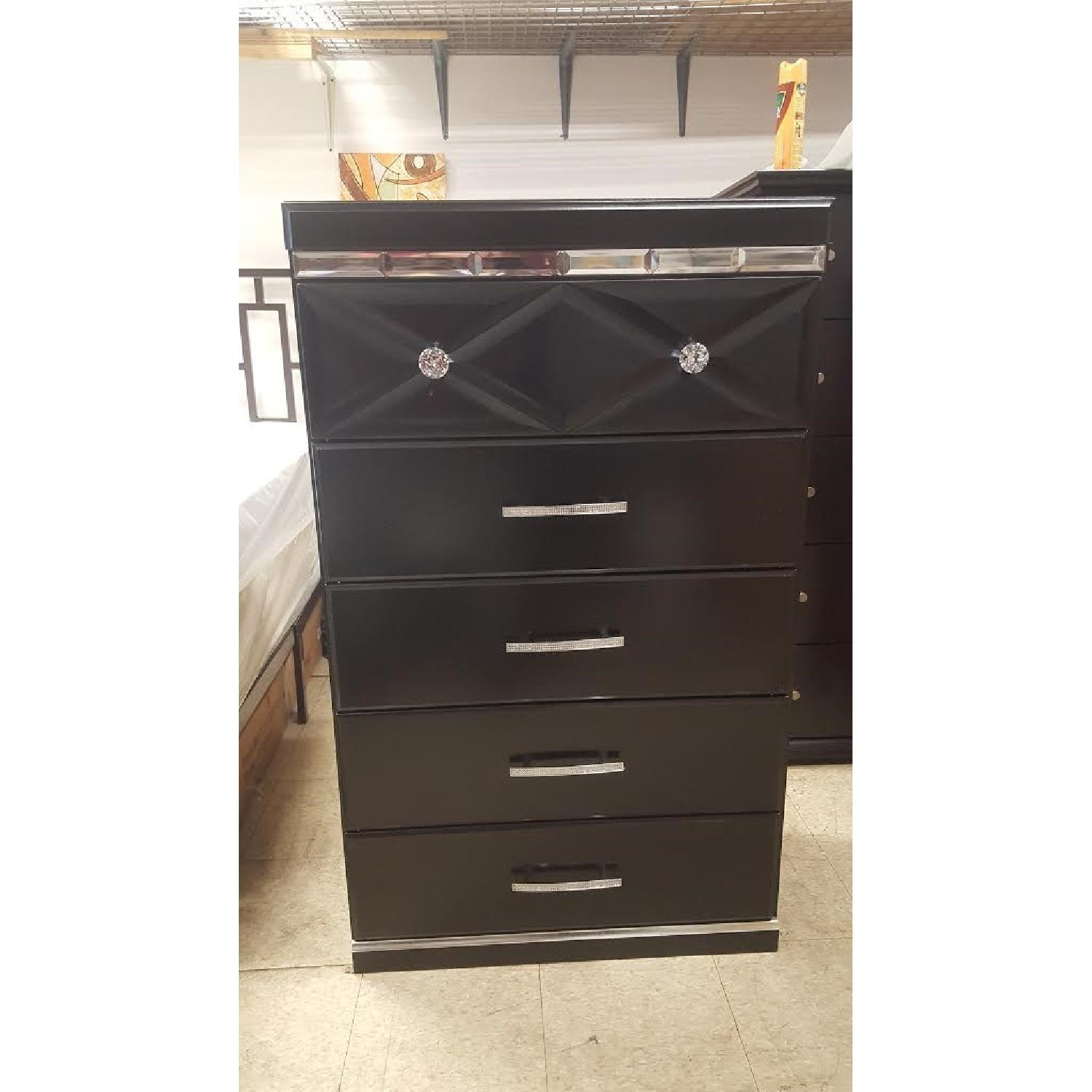 Ashley's Fancee 5 drawer chest - image-1