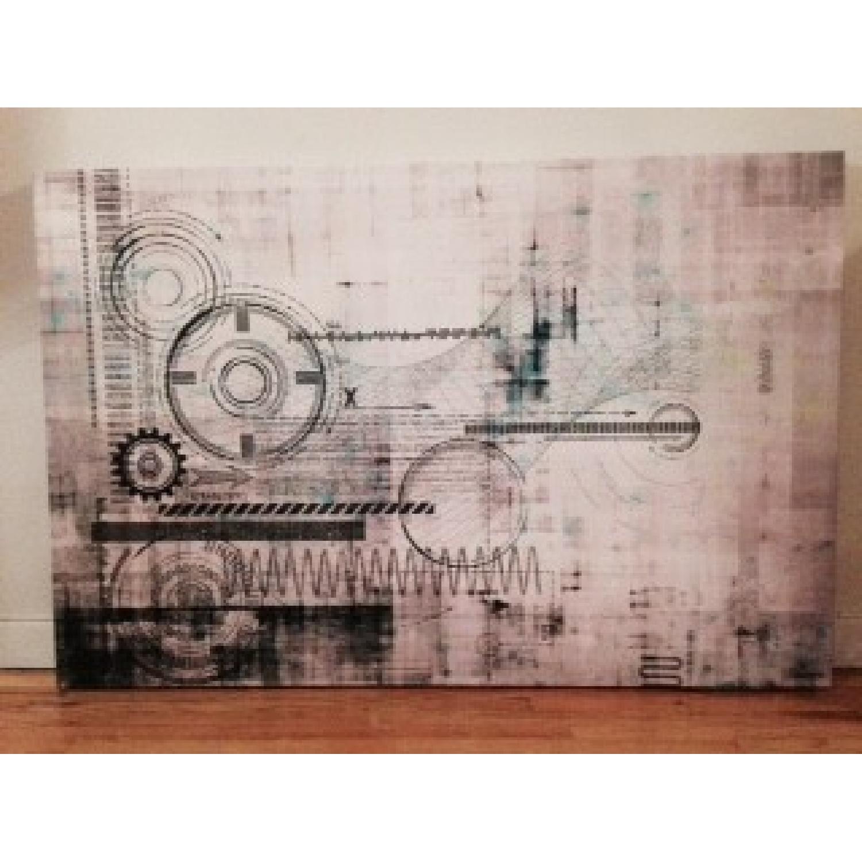 Perez Taj Canvas Lithograph - image-2