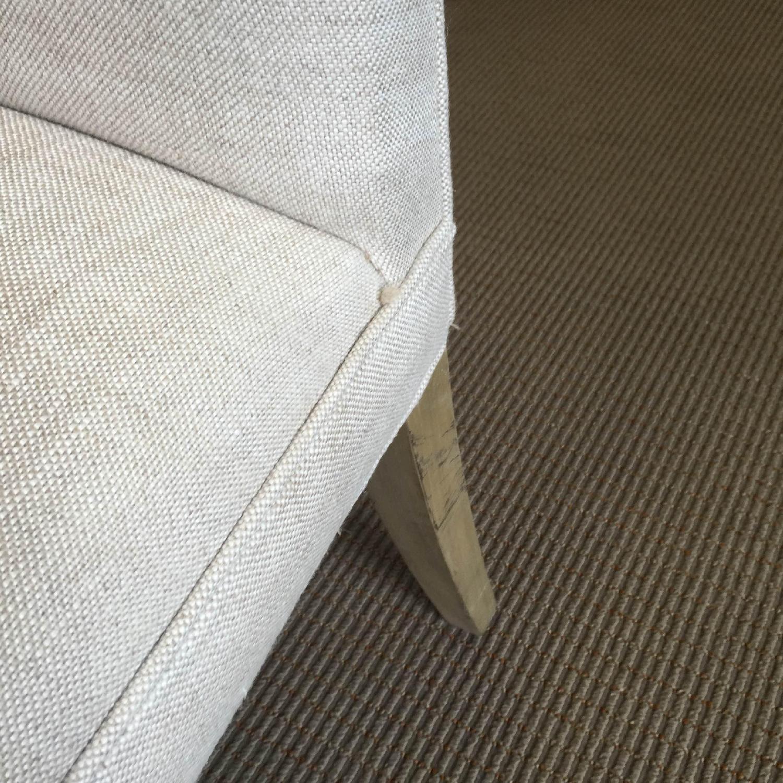 Restoration Hardware Hudson Parsons Upholstered Side Chairs - Set of 4 - image-8