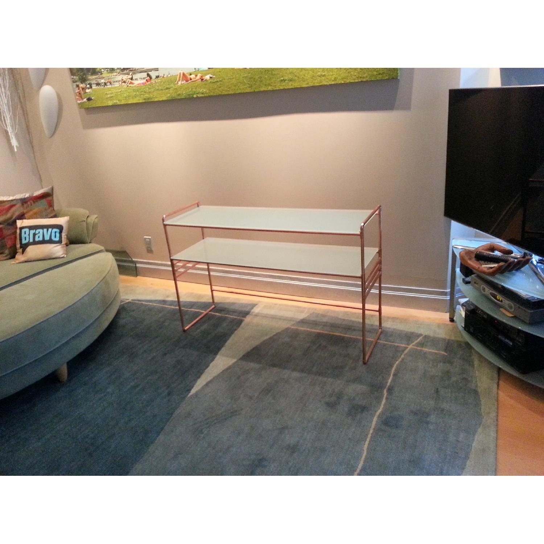 Urban Steel Design TV Stand/Sofa Table