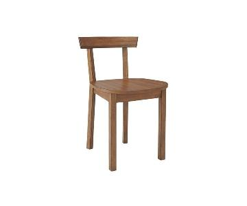 CB2 Claremont Dining Chairs