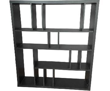 West Elm Modern Bookcase/Divider