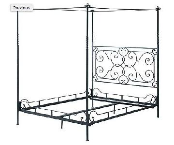 Charles P. Rogers Florentine Canopy Bed