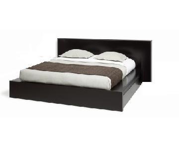 BoConcept Limo Queen Bed w/ Storage