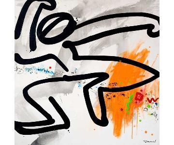 Clicart Danseur IV Wall Art