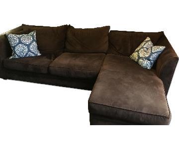 Jennifer Convertible Sleeper Sectional Sofa