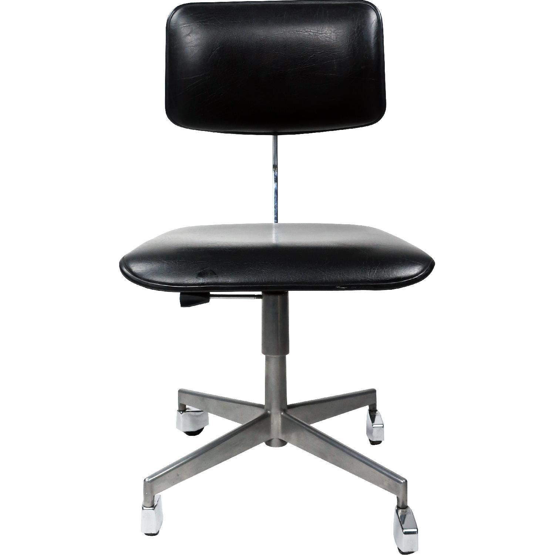 Vintage Labofa Danish Modern fice Chair AptDeco