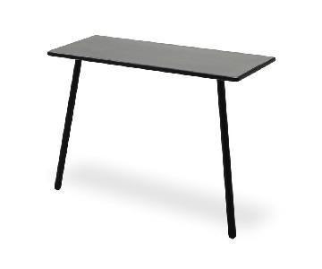 Skagerak Georg Console Table in Black Oak