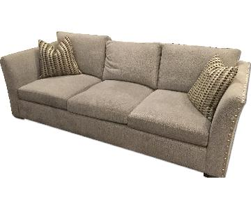 Bernhardt Tweed 3 Seater Sofa