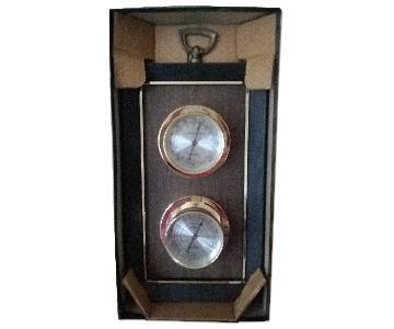 Springfield Vintage Crestwood Weather Station