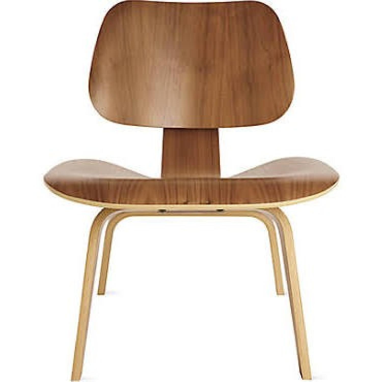 Herman Miller Eames Plywood Chair in Walnut AptDeco