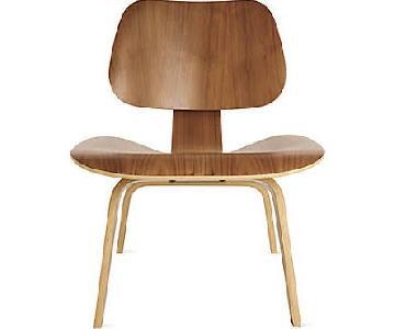 Herman Miller Eames Plywood Chair in Walnut