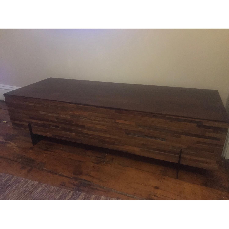 Crate & Barrel Coffee Table AptDeco