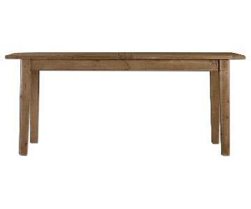 Restoration Hardware Boulangerie Dining Table