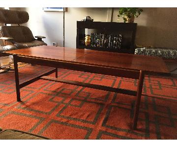 Art Deco Extendable Coffee Table