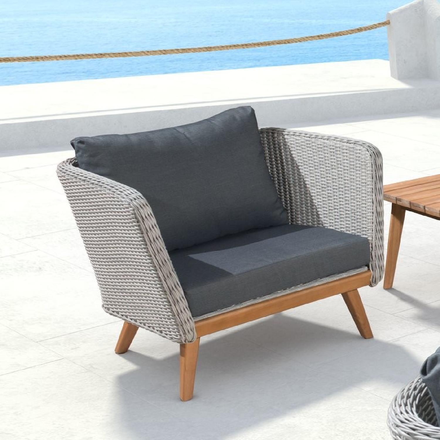 christopher knight home outdoor aluminum chaise lounge aptdeco