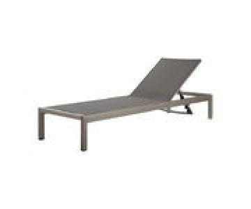 Christopher Knight Home Outdoor Aluminum Chaise Lounge