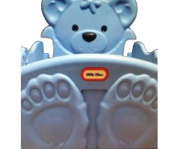 Little Tikes Teddy Bear Toddler Bed