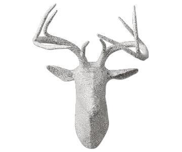 Restoration Hardware Papier-Mache Stag Head