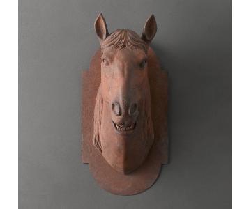 Restoration Hardware French Artifact Horse's Head