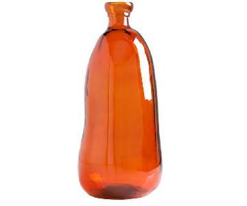 Bloomsbury Market Bovinia Large Orange Vase