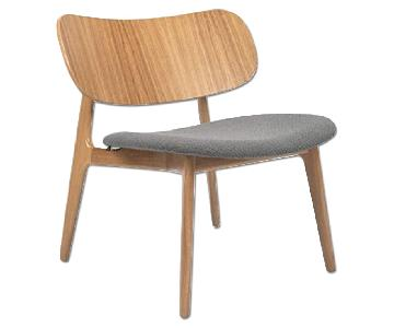Davis Studio PLC Lounge Chair