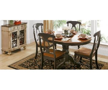 Raymour & Flanigan Kenton Extendable Dining Table