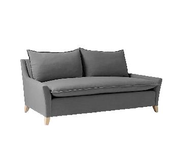 West Elm Bliss Down Filled Sofa