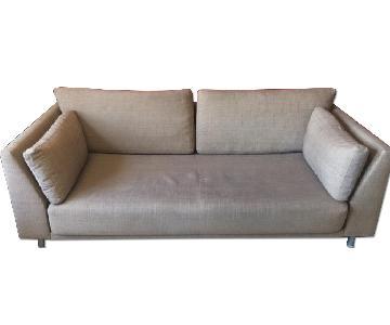 BoConcept Linen Sofa