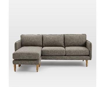 West Elm Quinn Sectional Sofa