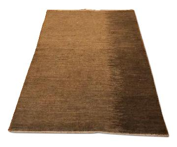 ABC Carpet and Home Wool Hand Knotted Area Rug