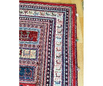 ABC Carpet and Home Balouch Soumak Area Rug