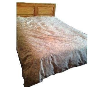 Gothic Cabinet Craft Platform Storage Bed