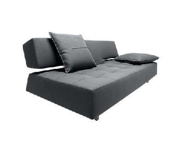 Innovation Living Inc Long Horn Deluxe Excess Sleeper Sofa