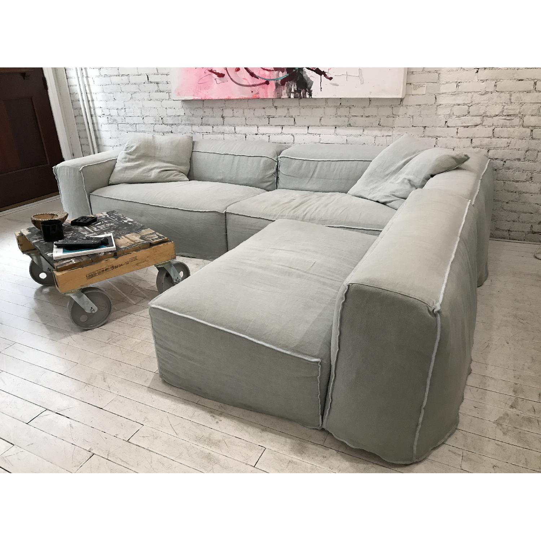 Giovanni Erba Italia Aspettami Sectional Sofa - image-3
