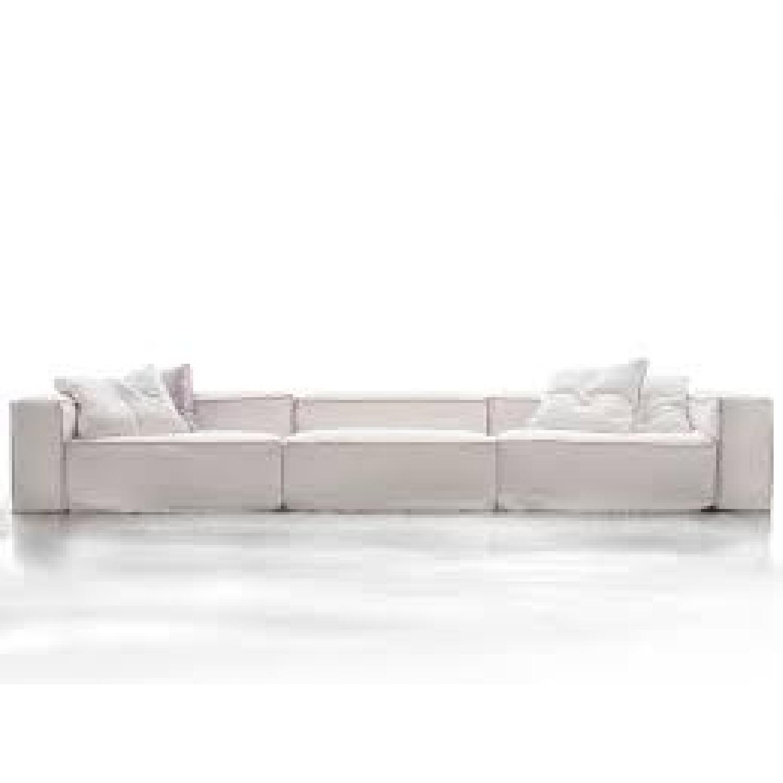 Giovanni Erba Italia Aspettami Sectional Sofa - image-4