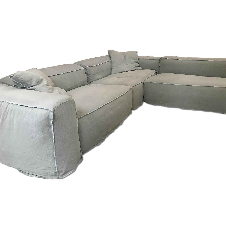Giovanni Erba Italia Aspettami Sectional Sofa - image-0